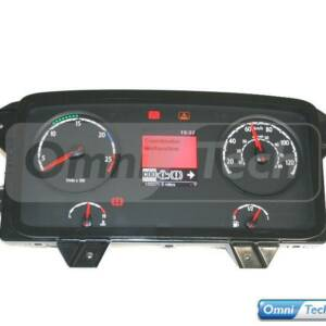 Scania Dashboard Repair