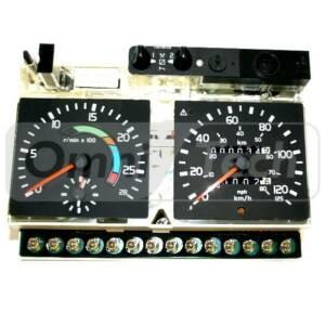 Tachograph Volvo B7 B12 Centre Console - MotoMeter