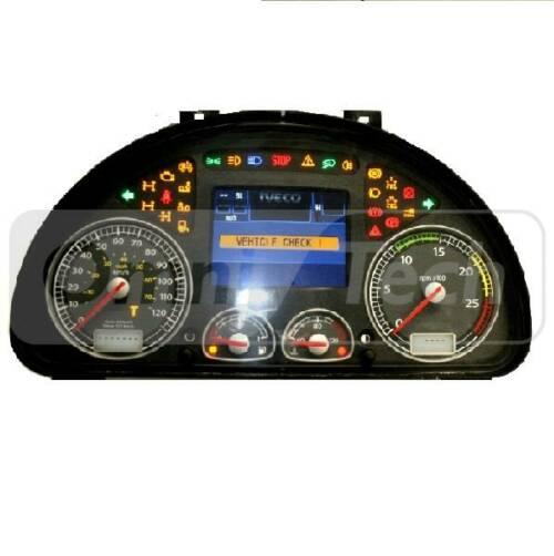 Iveco Stralis VDO Dash Panel 504276237 1557.0000011001