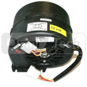 Spal Heater Assy complete 009A7074D 12V
