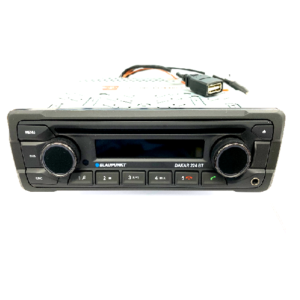 Blaupunkt Dakar 224 24v CD Player Bluetooth USB NEW