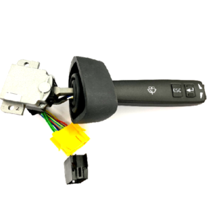 Volvo Column Switch Wiper  FH12  Black/Yellow Plug 3977672